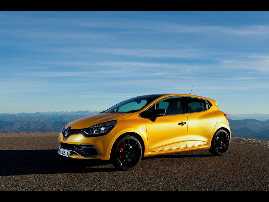 Renault Clio R.S. 200EDC