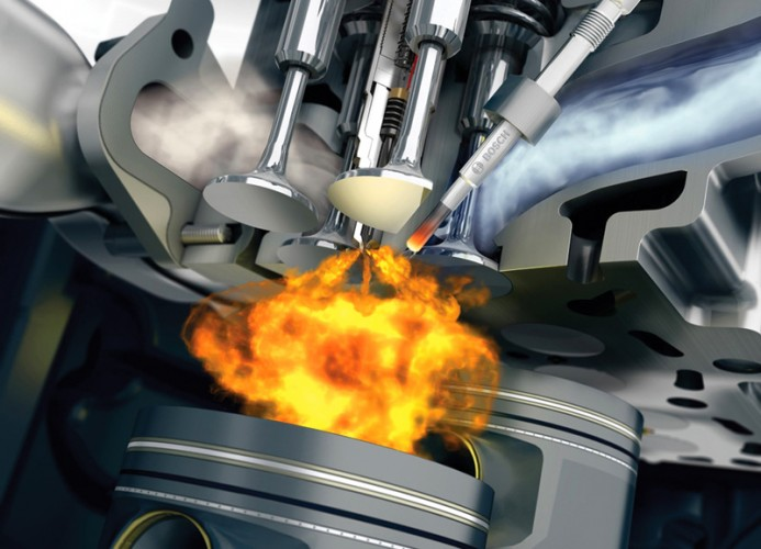 Grundsätzliche Funktionsweise von Verbrennungsmotoren