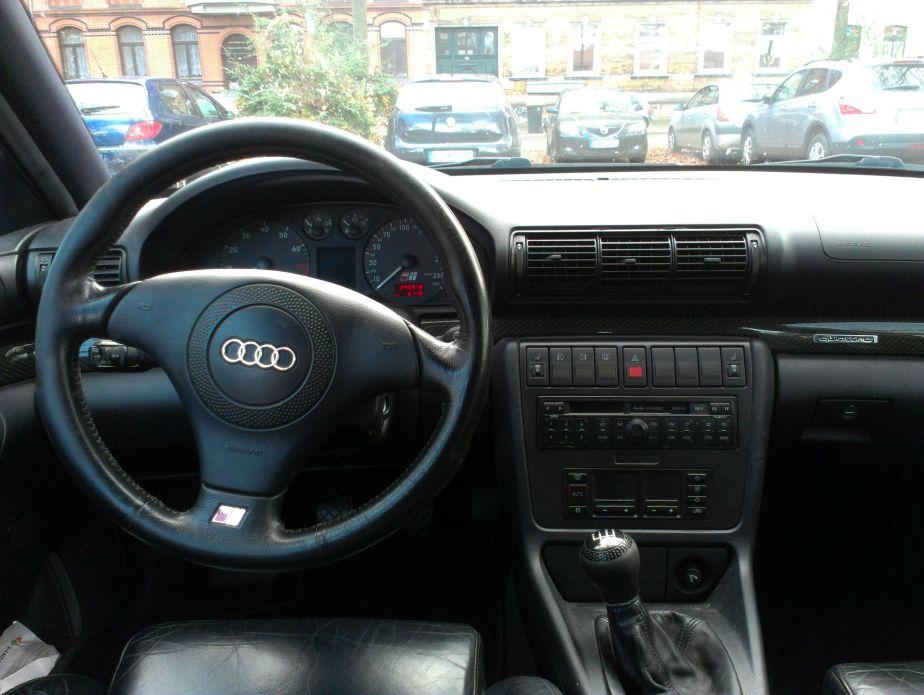 Audi S4 b5Avant