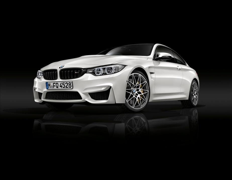 Competition-Paket für BMWM3/M4
