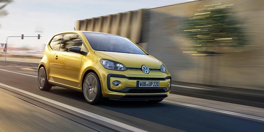 VW up! mit mehrFeuer