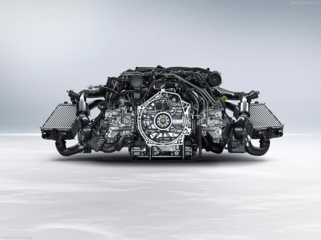 Porsche991TurboSMotor1