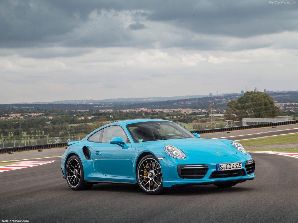 Porsche991TurboSvorne