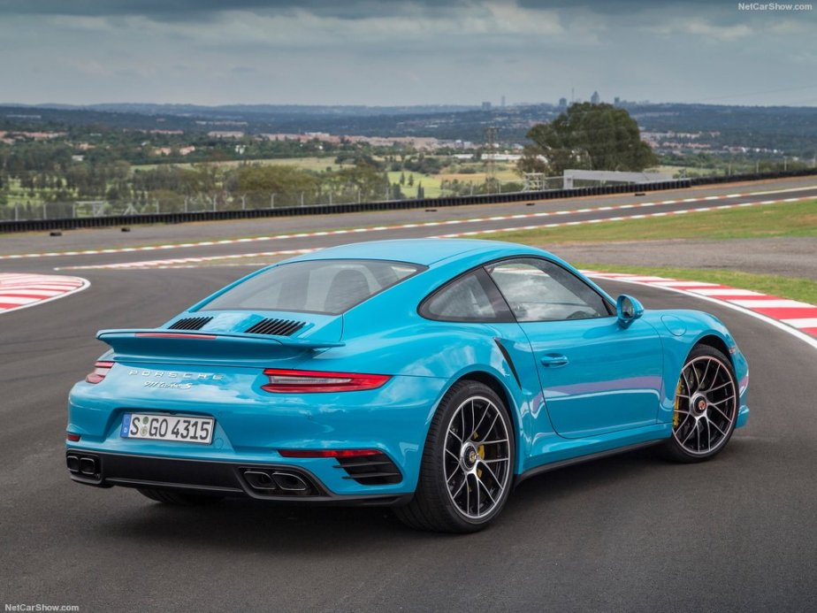 Porsche991TurboSHeck