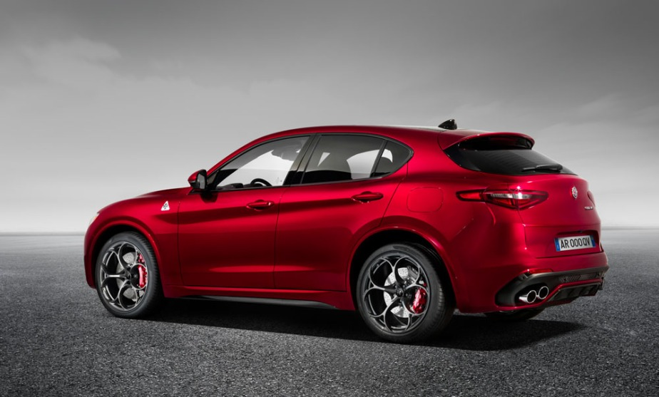 Alfa Romeo Stelvio: Alfas ersterSUV