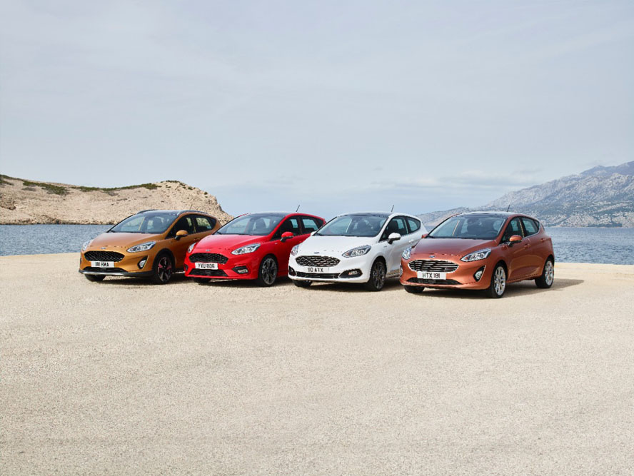 Der neue Ford FiestaMk8