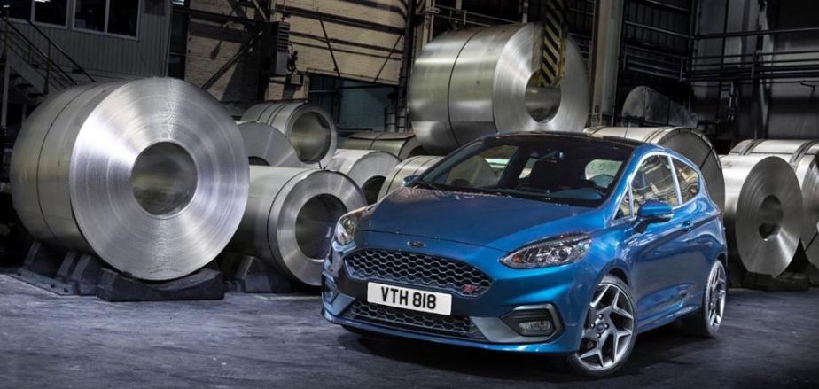 Der neue Ford Fiesta ST2018