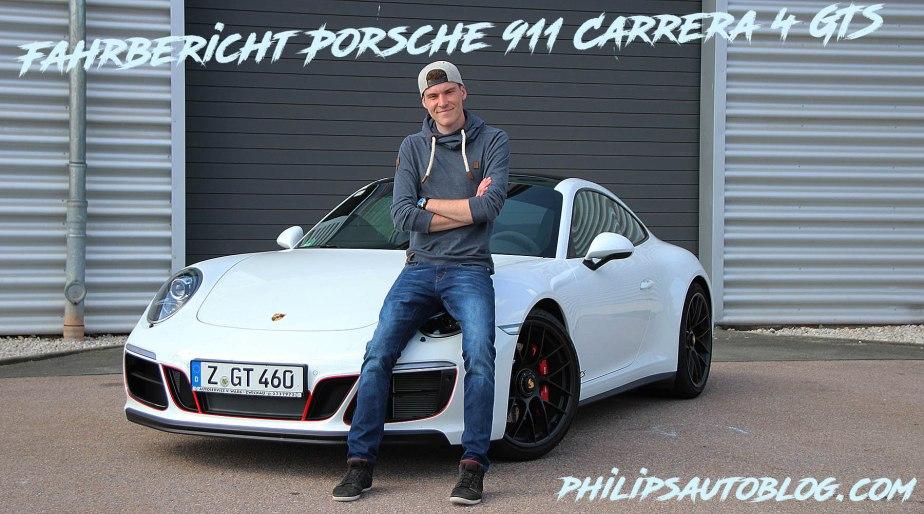 Fahrbericht Porsche Carrera 4GTS