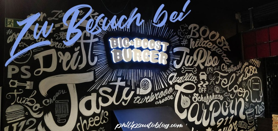 "Zu Besuch bei ""Big Boost Burger"" 