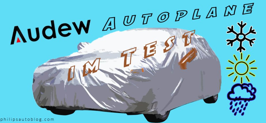 Audew Autoplane –Produkttest