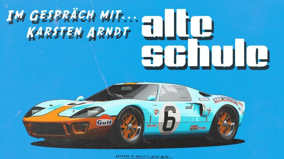 Im Gespräch mit…Karsten Arndt | Alte SchulePodcast