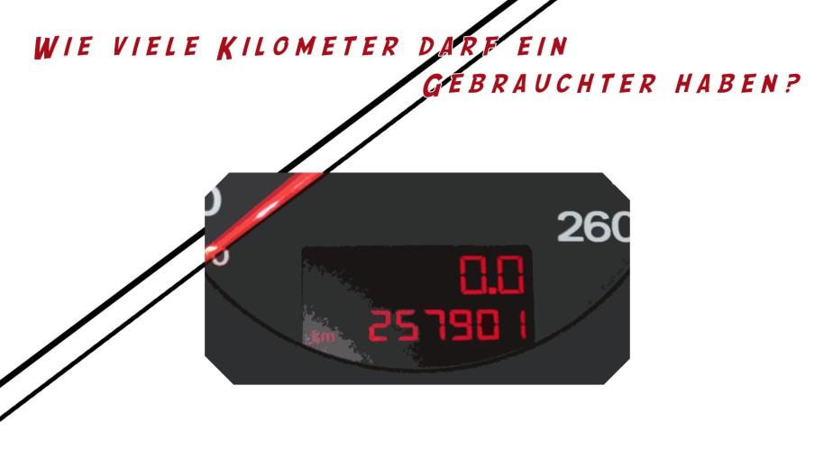 Bis zu welchem Kilometerstand sollte ich ein Autokaufen?